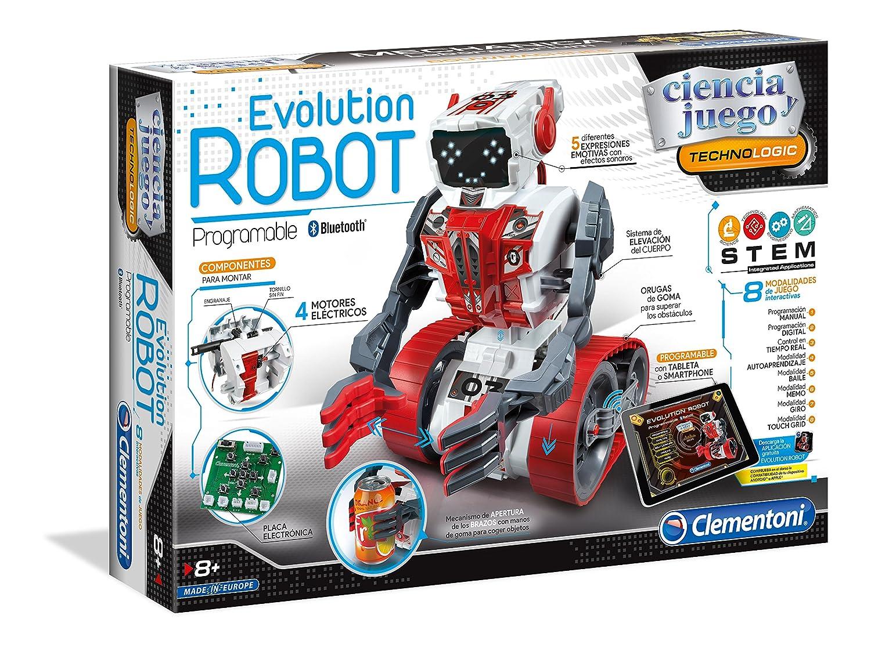 Ciencia y Juego Technologic Evolution Robot Clementoni