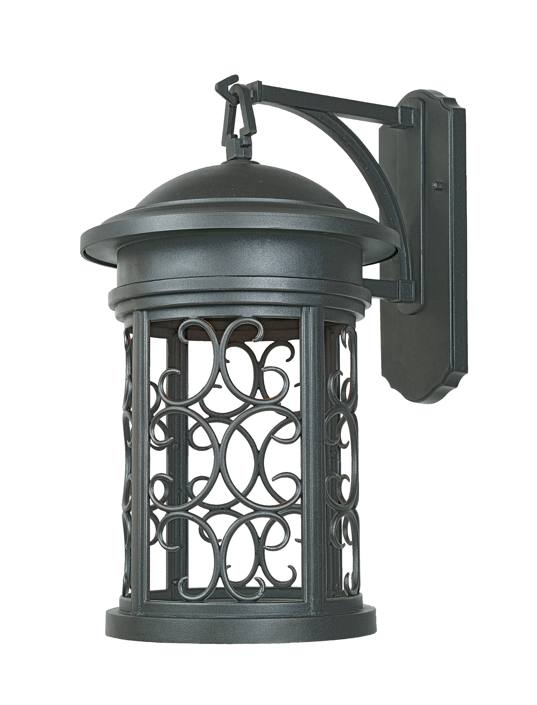 Designers Fountain 31131-ORB Ellington-DS Wall Lanterns, Oil Rubbed Bronze