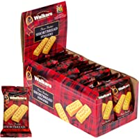 Walkers Shortbread Fingers, 2-Count Cookies Packages (Pack of