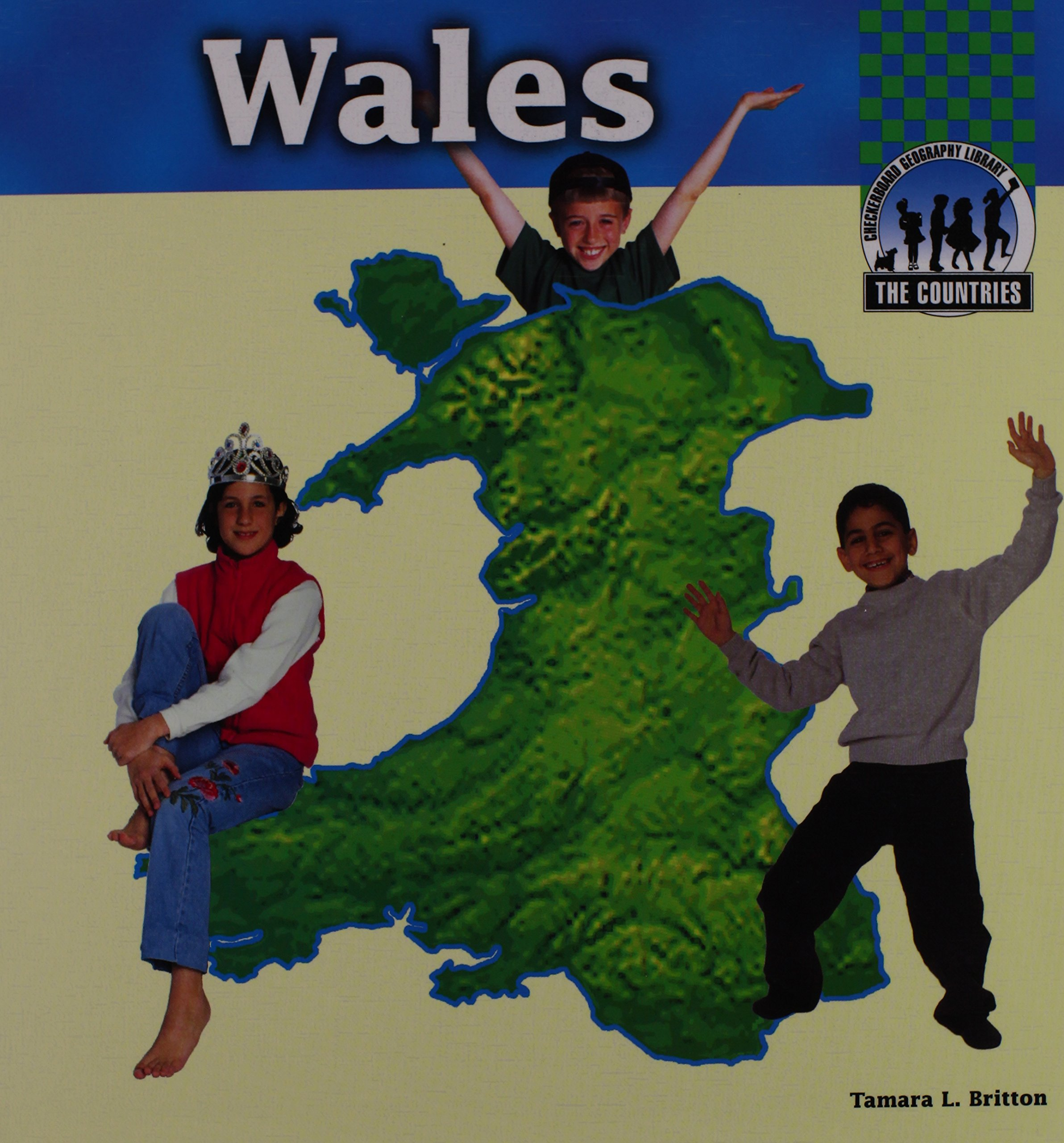 Download Wales (Checkerboard Geography Library) pdf
