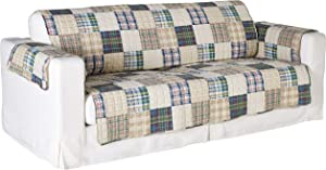 Greenland Home Oxford Slipcover, Sofa, Plaid