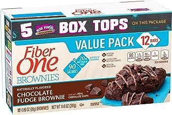 Fiber One 90 Calorie Soft-Baked Bars