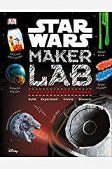 Star Wars Maker Lab: 20 Craft and Science Projects Hardcover
