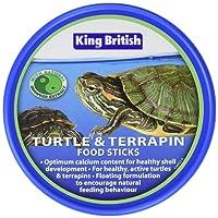 Beaphar King British Turtle and Terrapin Food Sticks 100g