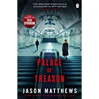 Palace of Treason: Discover what happens next after THE RED SPARROW, starring Jennifer Lawrence . . .