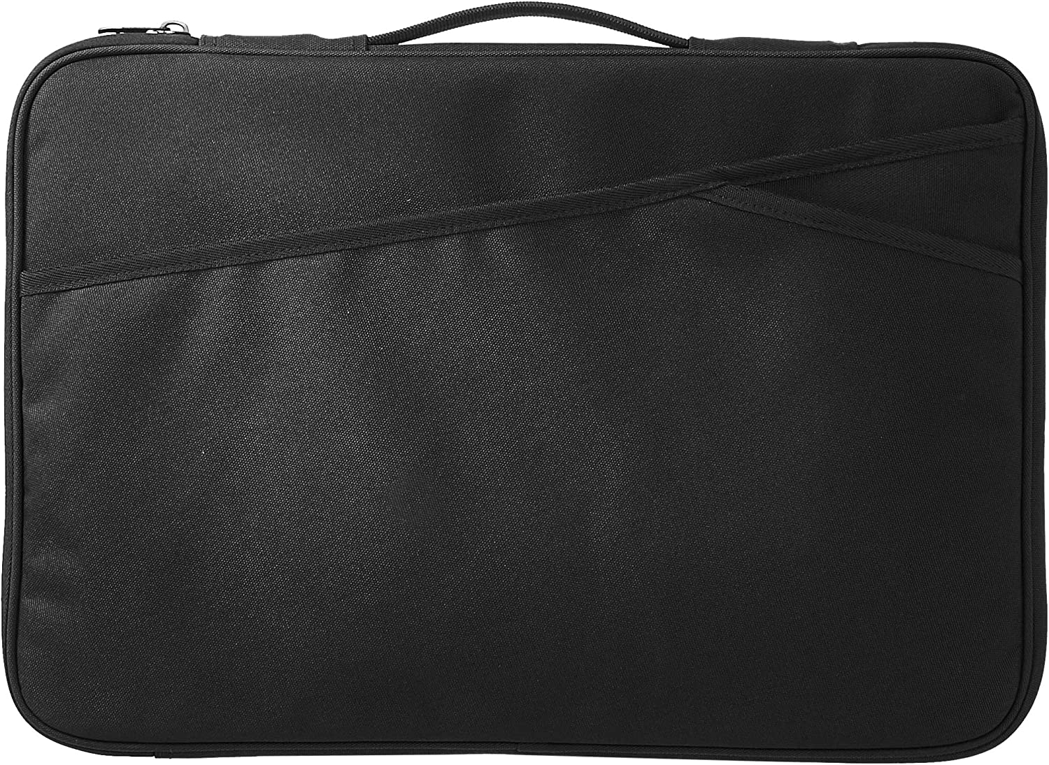 AmazonBasics Laptop Case Sleeve Bag - 17-Inch, Black