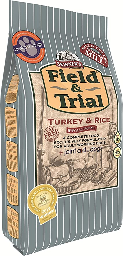 Amazon Com Skinner S Field And Trial Dog Food Turkey And Rice