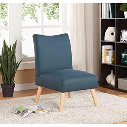 Solid Armless Slipper Chair + Expert Guide