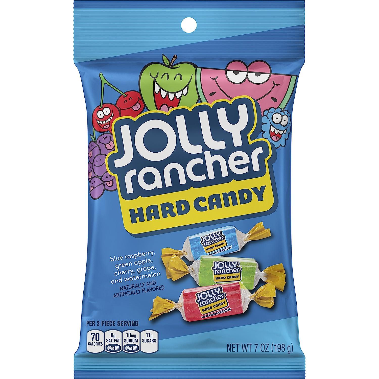 JOLLY RANCHER Hard Candy Assortment, 7 Ounce (Pack of 12)