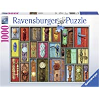 Ravensburger Antique Doorknobs-1000 Piece Jigsaw Puzzle