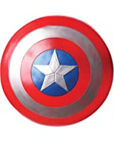 Marvel Rubie's Costume Co Avengers 2 Age Of Ultron Captain America 24-Inch Shield