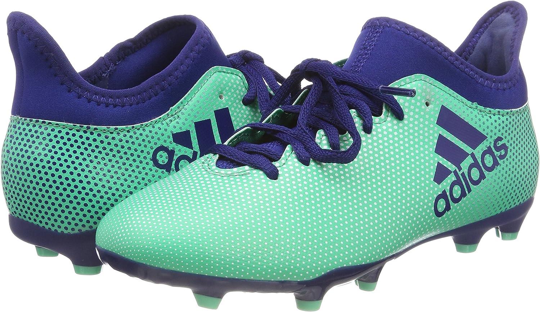 adidas X 17.3 FG J, Chaussures de Football garçon