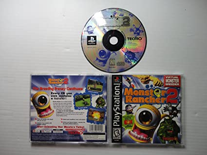 Amazon com: Monster Rancher 2: Unknown: Video Games
