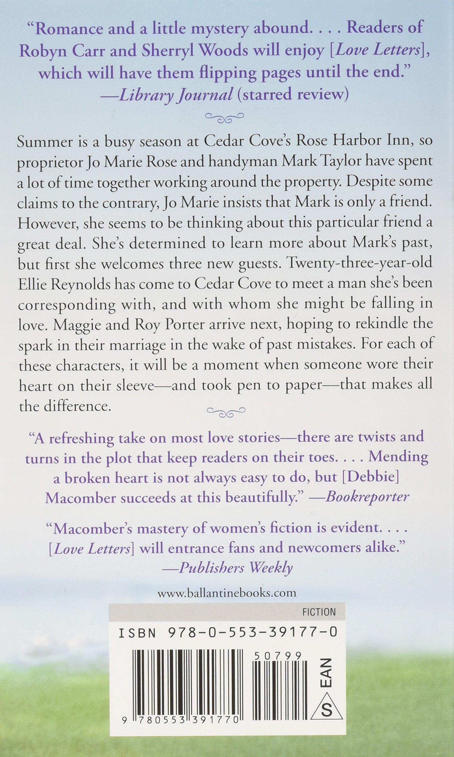 Love letters a rose harbor novel debbie macomber 9780553391770 love letters a rose harbor novel debbie macomber 9780553391770 amazon books spiritdancerdesigns Images