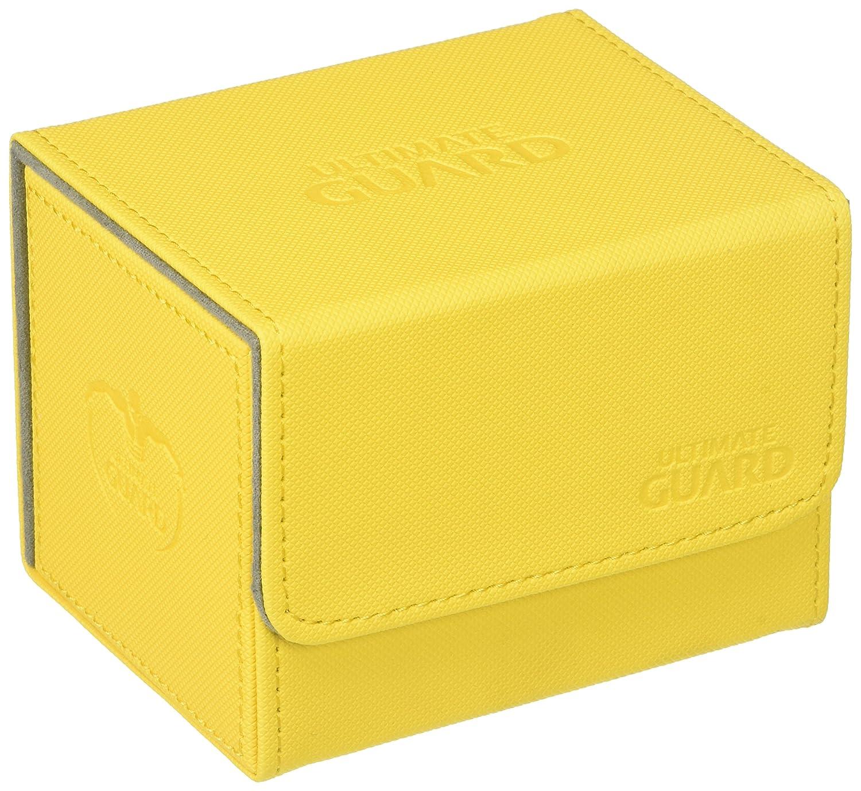 Standard Size XenoSkin Amber Ultimate Guard UGD010762 Sidewinder 100
