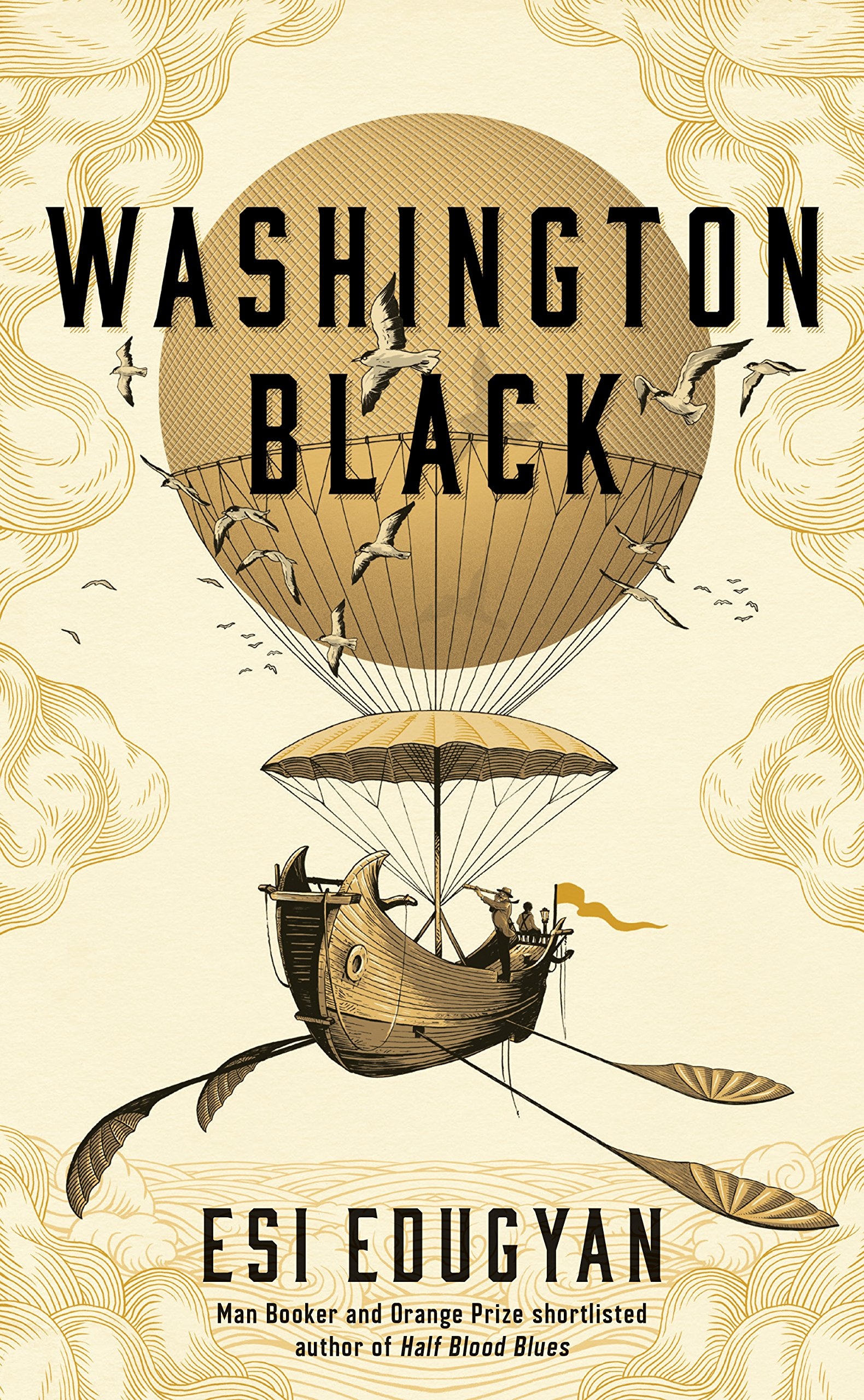 d3697a1ac8799 Washington Black  Amazon.de  Esi Edugyan  Fremdsprachige Bücher