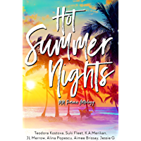 Hot Summer Nights (MM Romance Charity Anthology) (English Edition)