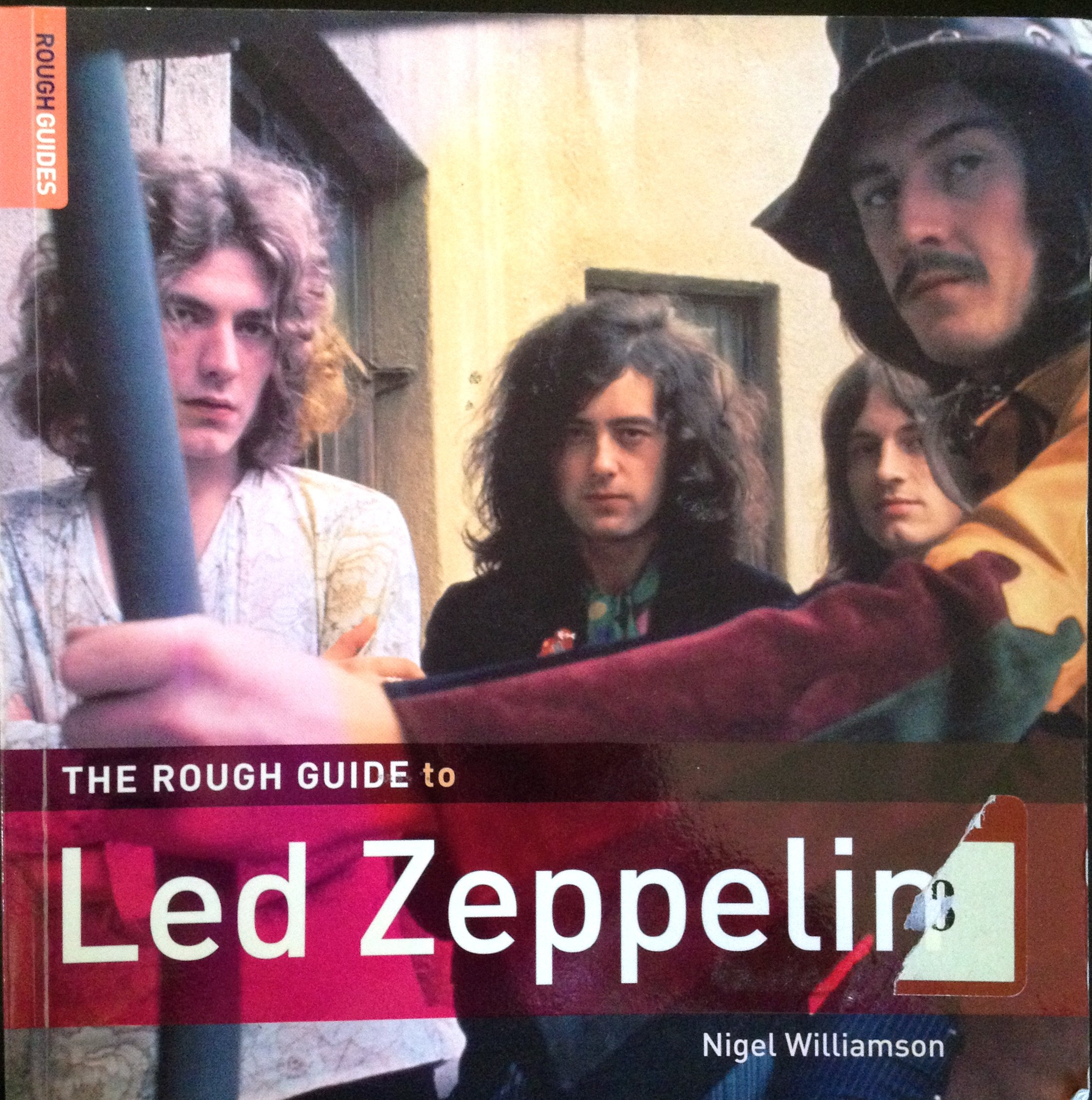 Download The Rough Guide to Led Zeppelin ebook