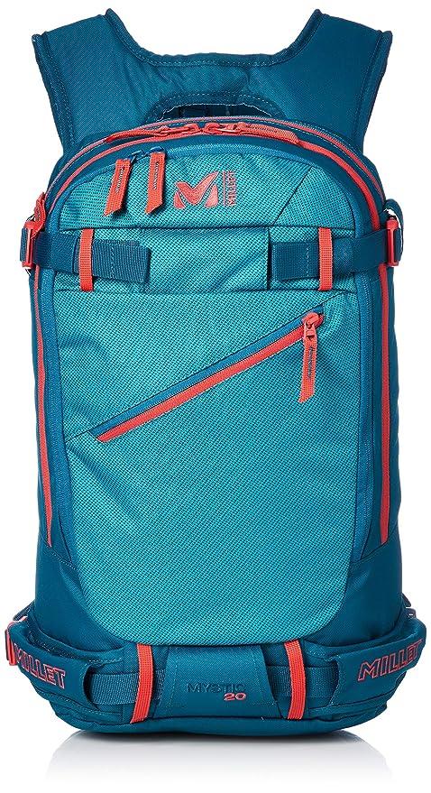 Millet Mystic 20 Mochila Tipo Casual, 45 cm, 20 litros, Enamel Blue