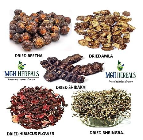 Mgh Herbals 100 Natural Organic Premium Quality Whole Dried Amla