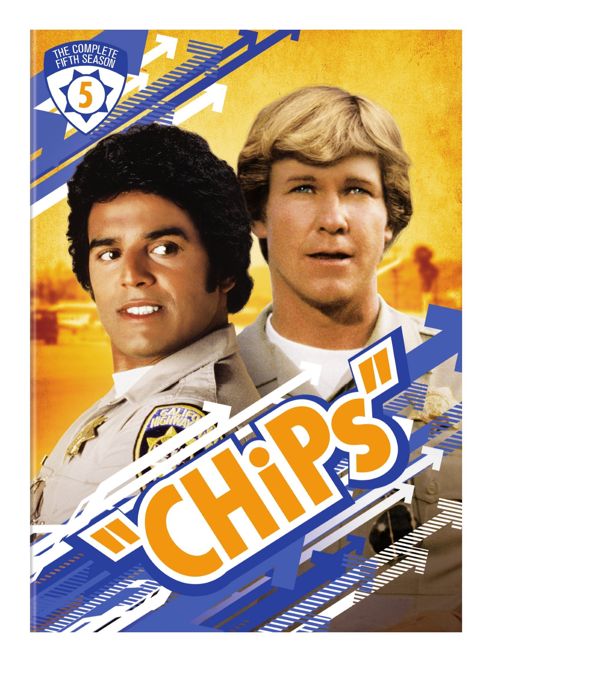 CHiPs: The Complete Fifth Season by Turner Home Ent