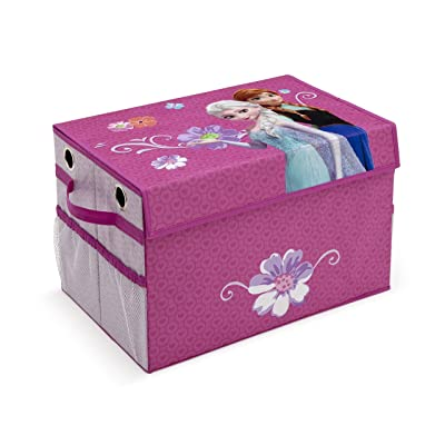 Delta Children Collapsible Fabric Toy Box, Disney Frozen : Baby