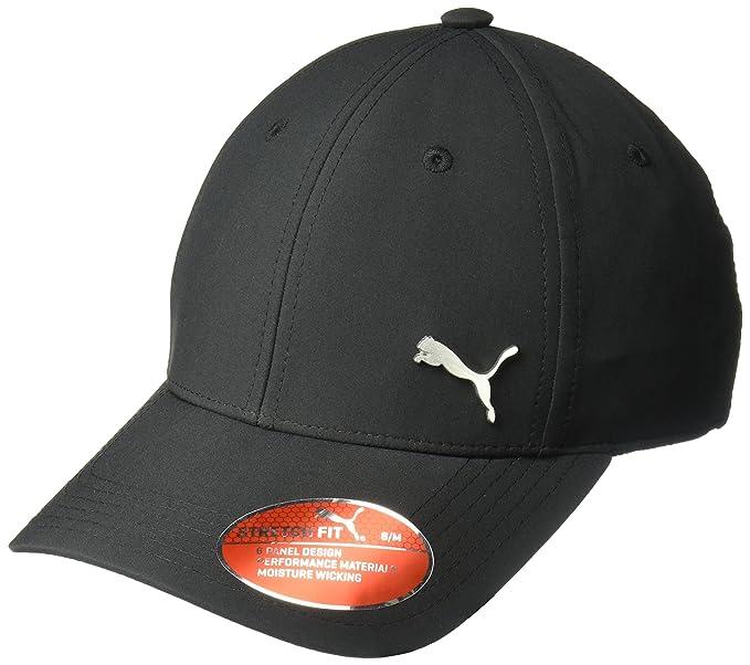 ad659d0de0a PUMA Men s Evercat Alloy Stretch Fit Cap at Amazon Men s Clothing store