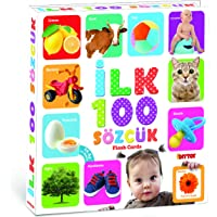 DiyToy Flash Card İlk 100 Sözcük