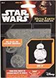 Fascinations Metal Earth Star Wars Force Awakens BB8 3D Metal Model Kit