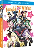 Yamada-kun and the Seven Witches: The Complete Series (Blu-ray/DVD Combo)