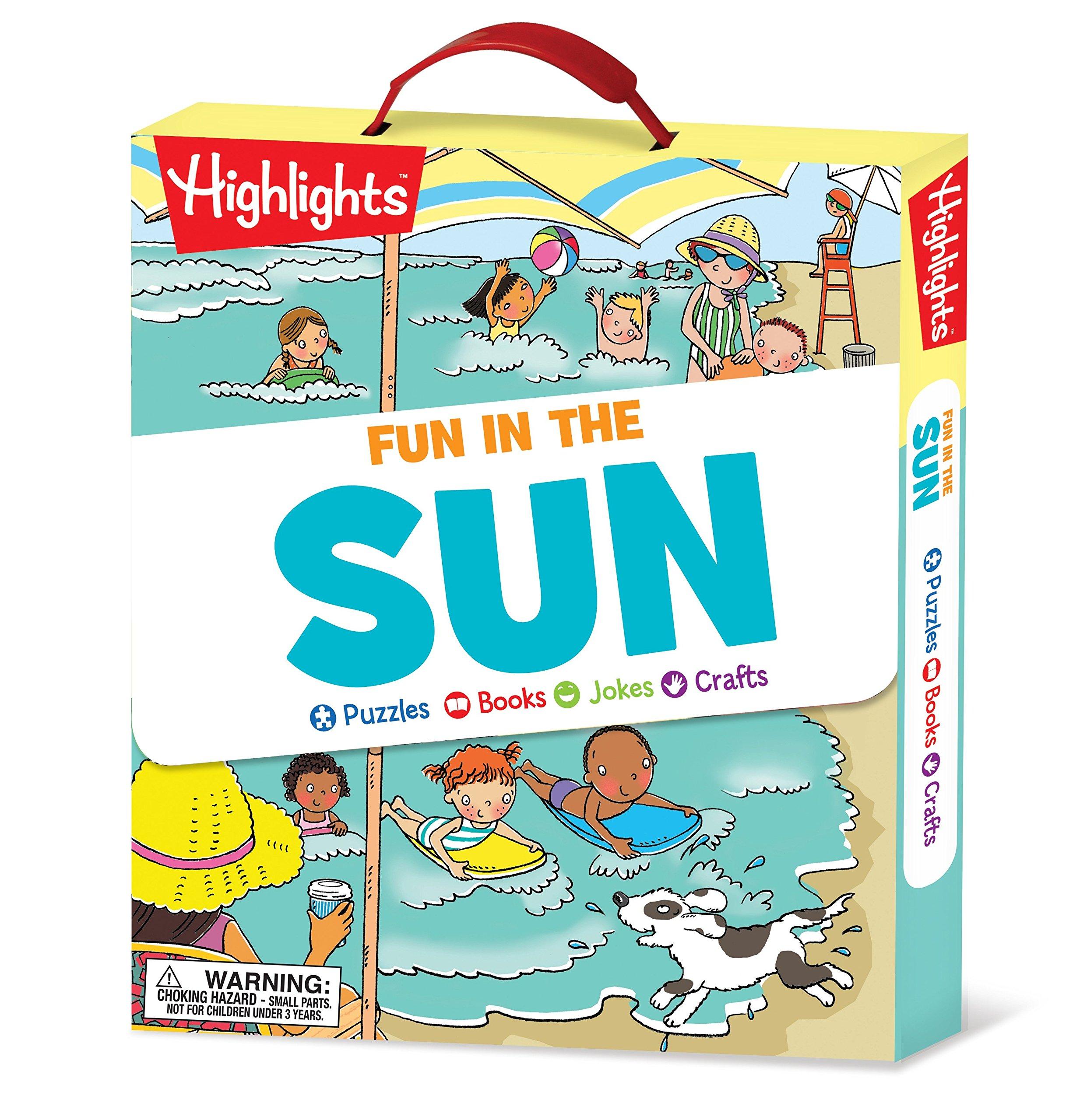 Read Online Fun in the Sun (Highlights™ Boxes of Fun) pdf epub