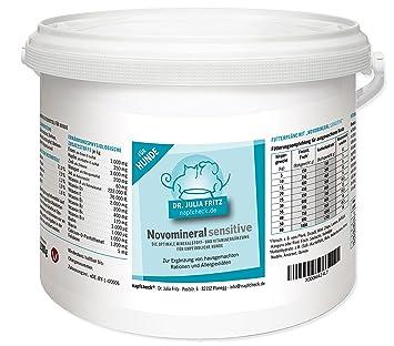 napf Check® Novo Mineral Sensitive – Minerales y vitaminas para perro & gato – 2500