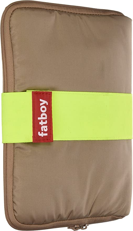 Fatboy Tuxedo Cover for 11 x 1 x 8.5 inches Tablet Sand//Yellow TAB-SND-YLW