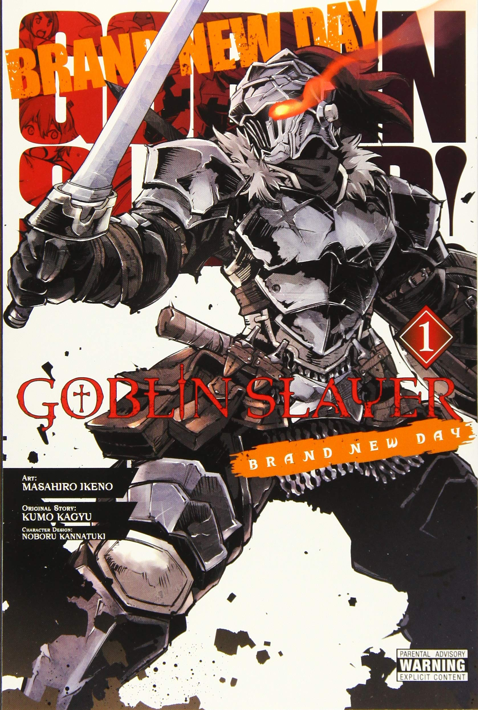 Goblin Slayer: Brand New Day, Vol. 1 (Goblin Slayer: Brand New Day, 1)