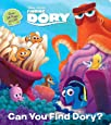 Can You Find Dory? (Disney/Pixar Finding Dory) (Lift-the-Flap)