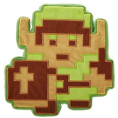 World of Nintendo 8 Bit Link Plush: Toys & Games