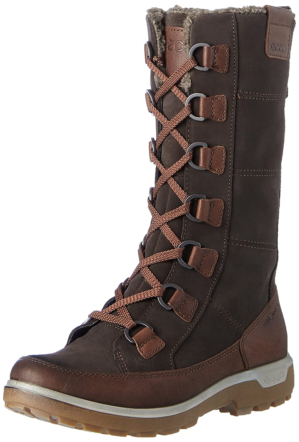 Ecco Shoes Women's Gora Tall Winter Snow Boots Gora Tall Boot-W