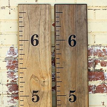 Amazon com little acorns diy vinyl growth chart ruler decal kit