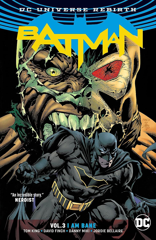 Batman (2016-) Vol. 3: I Am Bane (English Edition) eBook ...