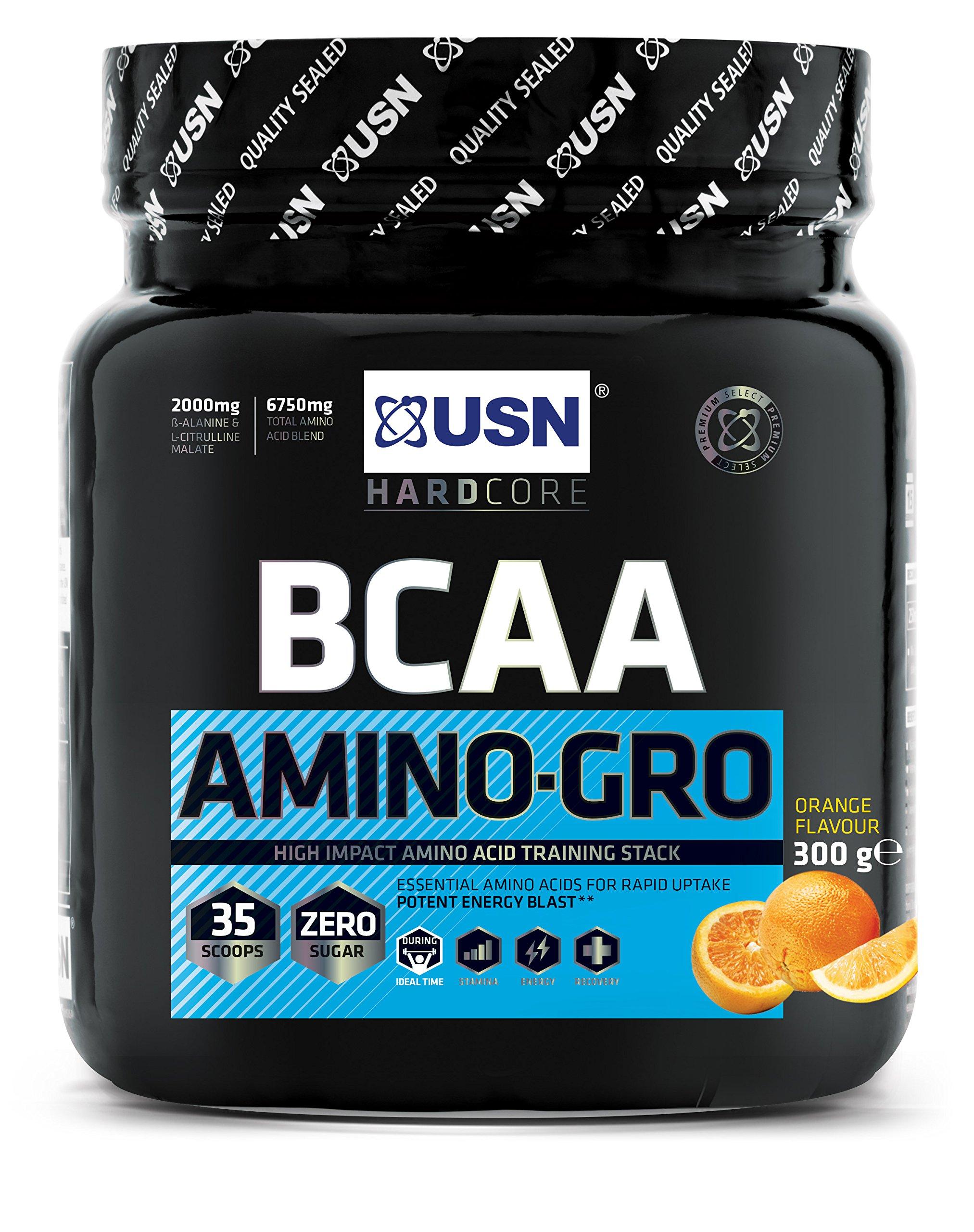USN Orange BCAA Amino Gro