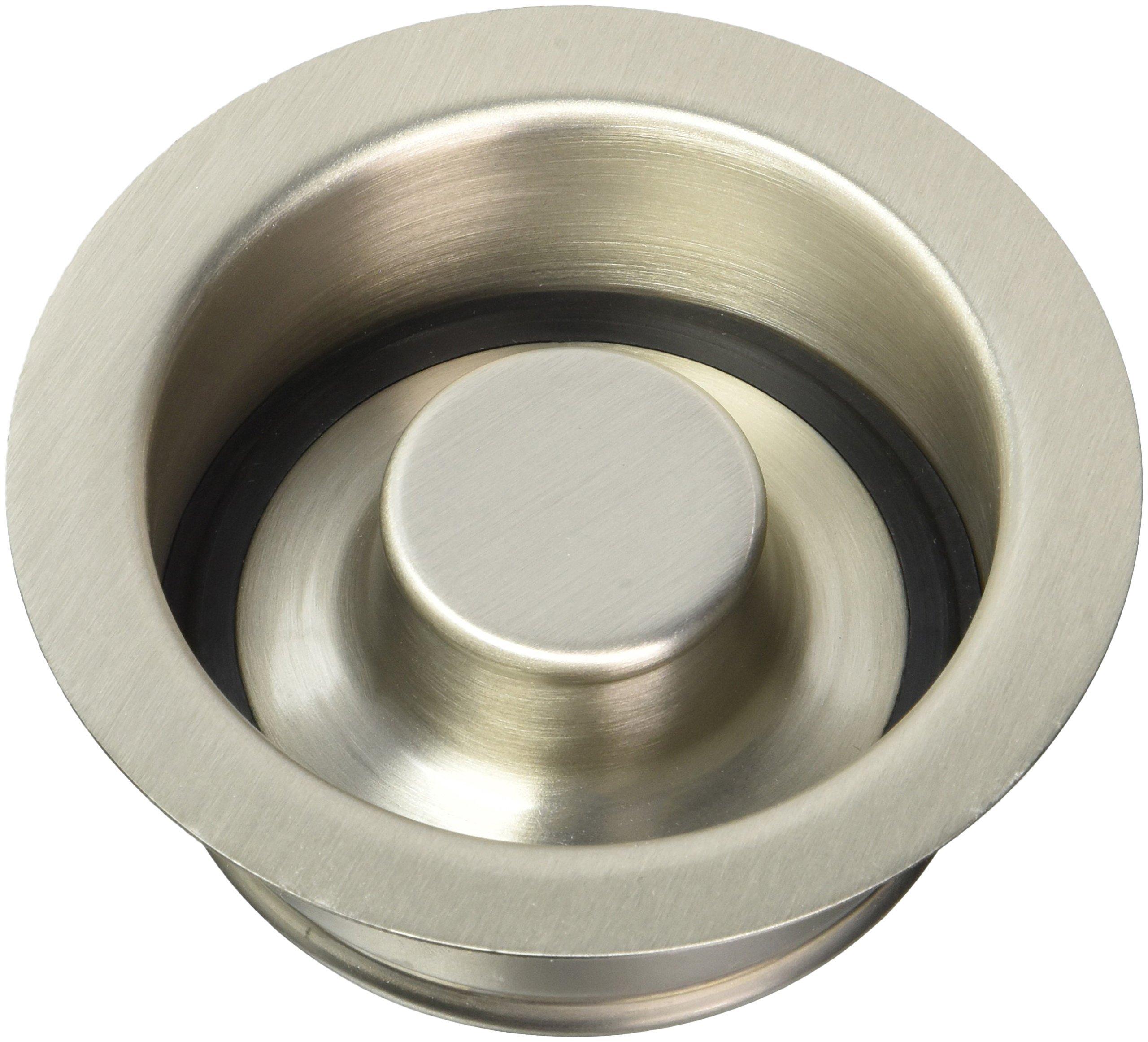 Westbrass D2089-07 FBA_D2089-07 Disposal Flange Satin Nickel