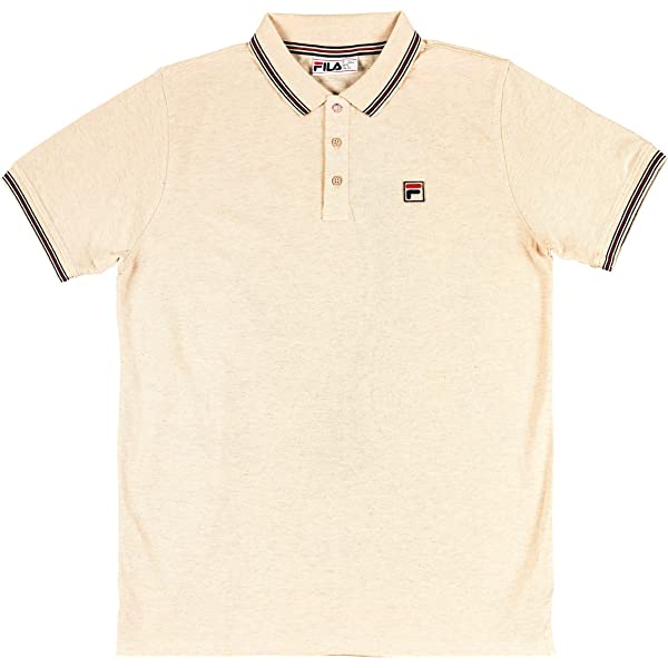 Fila Men Polo Shirt Matcho 4, Größe:S, Farbe:Peacoat: Amazon.es ...