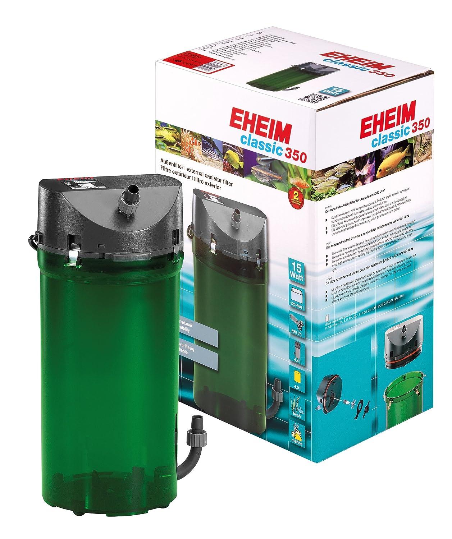 Eheim Classic 2215 Filtro acuariofilia 620 L/H < 350 L + grifo: Amazon.es: Productos para mascotas