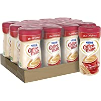 12-Pack Nestle Coffee-mate Original 11 oz Powdered Creamer
