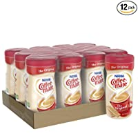 Deals on 12-Pack NESTLE COFFEE-MATE Coffee Creamer Original 11oz