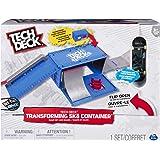 Tech Deck - 变形 SK8 容器 带斜挎包和滑板