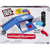 Tech Deck Transforming Skate Container Skate Park Set