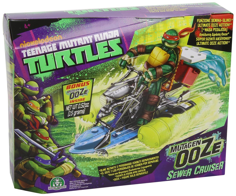 Tortugas Ninja - Ooze Cruiser (Giochi Preziosi 40503 ...