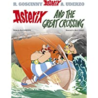 Asterix: Asterix and The Great Crossing: Album 22