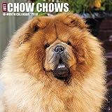 Just Chow Chows 2018 Calendar